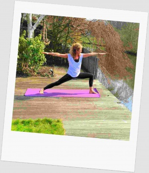 Inge yoga warrier2